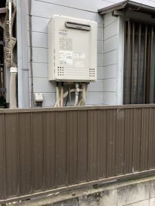 ノーリツ 【施工前】